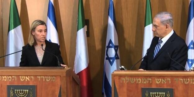 AB'den işgalci İsrail'e uyarı: Çok ciddi sonuçları olur