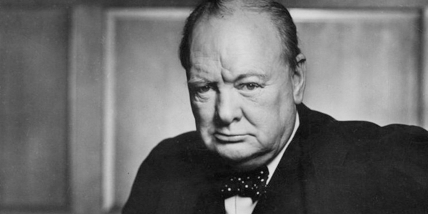 ABD'li analistten yerinde tespit! Trump'ı Churchill'e benzetti