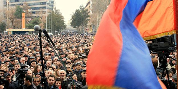 Ne toprak var ne de tazminat! ABD'li Ermenilerin 'Türkiye' hayali suya düştü
