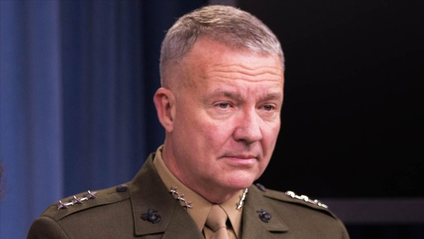 ABD'li general, Esed-YPG/PKK gerilimini düşürmek için ellerinden gelen yardımı yapacaklarını söyledi