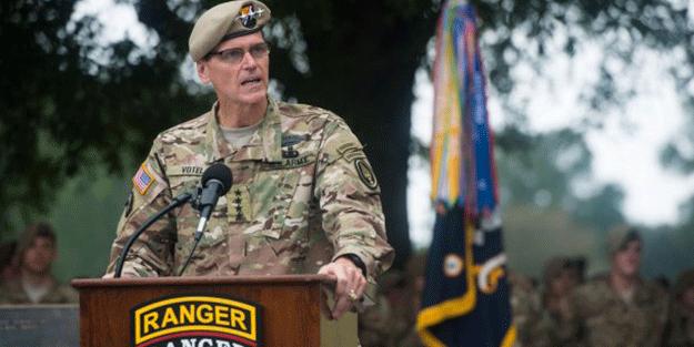 ABD'li General: Türkiye olmasa yapamazdık