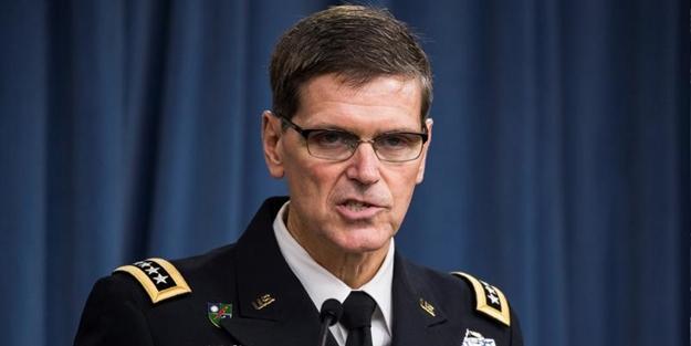 ABD'li komutan'dan ilginç 'Türkiye' açıklaması: Tansiyonu yükseltti