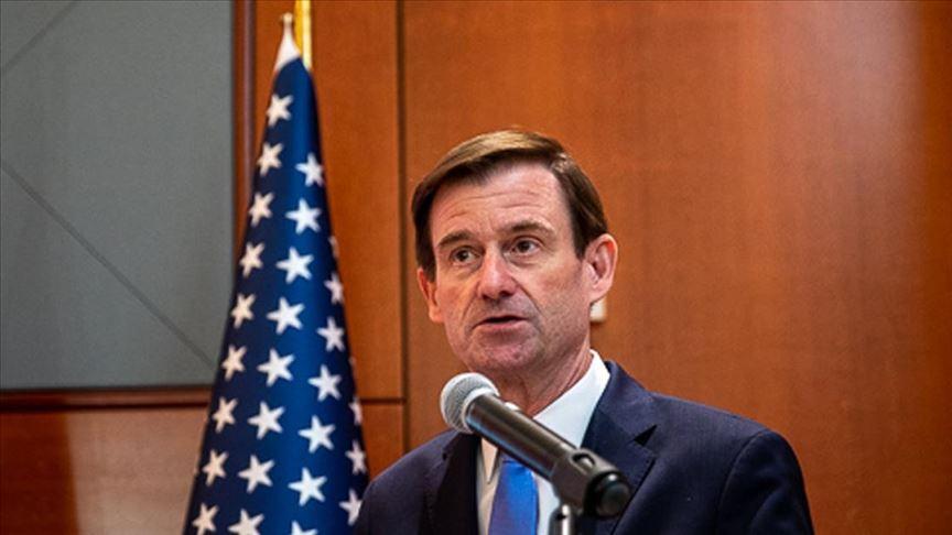 ABD'li Müsteşar Yardımcısı, Ukrayna'nın 2016 seçimlerine müdahale ettiği iddialarını reddetti