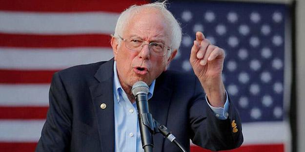 ABD'li Senatör Bernie Sanders'tan Netanyahu'ya ırkçı nitelendirmesi!