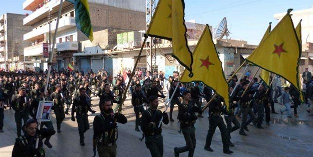 ABD'li senatörden istihbarat şeflerine 'YPG' sorusu… 'Daha iyi olmaz mıydı?'