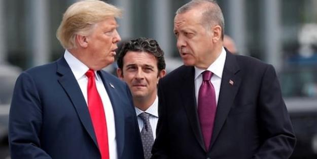 ABD'li senatörden Trump'a skandal Erdoğan talebi!