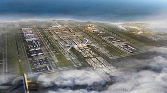ABD'nin 3. Havalimanı kıskançlığı!