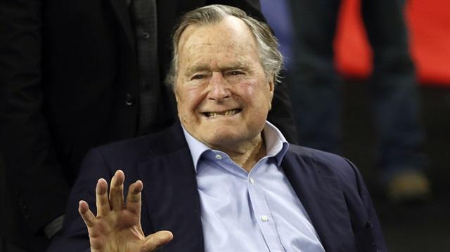 ABD'nin 41. Başkanı Bush hastaneye kaldırıldı