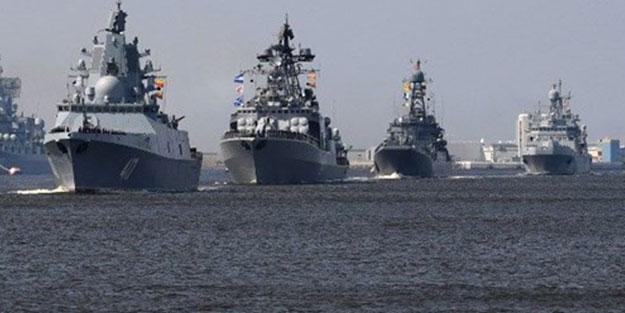 ABD'nin gözü kulağı Akdeniz'de! Rusya'nın gövde gösterisi bugün başlıyor