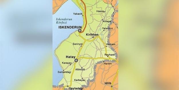ABD'nin hain planı: Terör koridoru İskenderun'dan geçecekti!