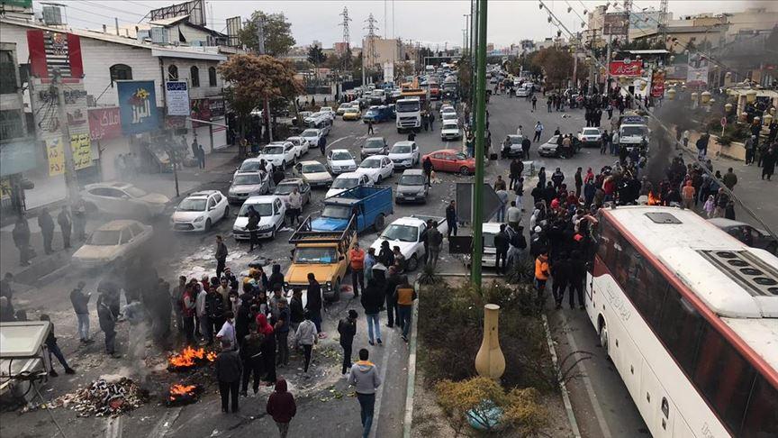 ABD'nin İran Özel Temsilcisi Hook: İran, son gösterilerde binden fazla göstericiyi öldürmüş olabilir