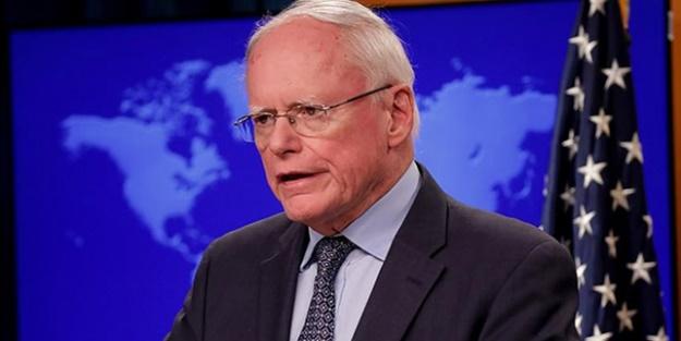 ABD'nin Suriye Özel Temsilcisi James Jeffrey'den küstah 'savaş suçu' sözleri