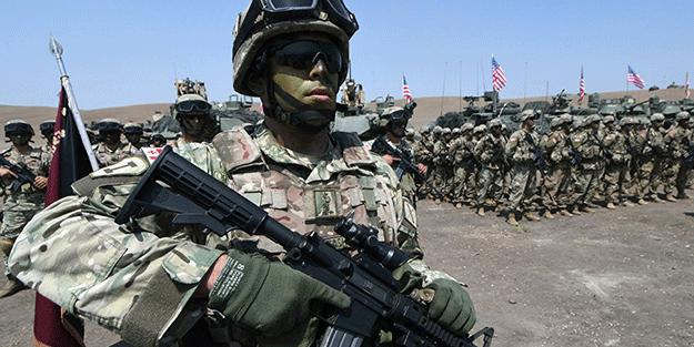 ABD'nin Suriye'de 400 asker bırakma planı