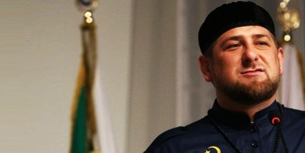 ABD'nin yaptırım listesine giren Kadirov'dan flaş açıklama