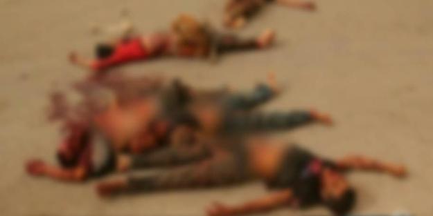 ABD/PKK KONVOYU VURULDU...