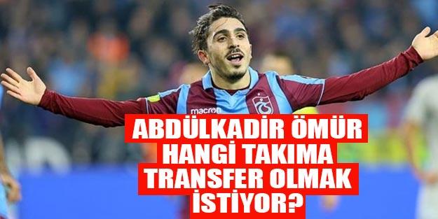 Abdülkadir Ömür Barcelona'ya mı transfer olacak?