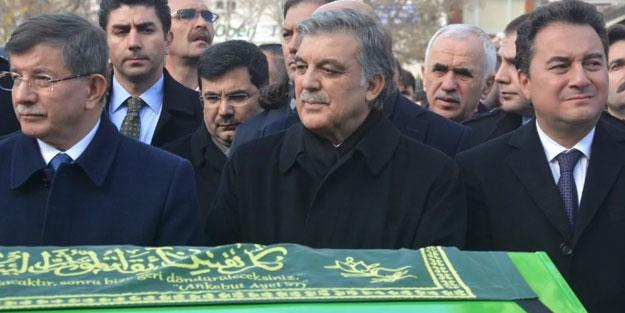 Abdullah Gül, Ahmet Davutoğlu ve Ali Babacan'dan ikiyüzlülük! 180 derece döndüler