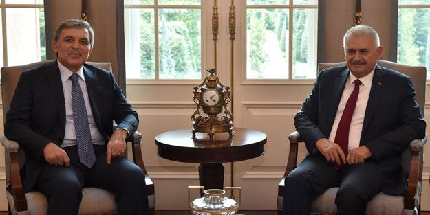 Abdullah Gül, Binali Yıldırım'ı telefonla aradı