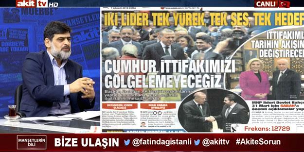 """""""Abdullah Gül birlikteliği sonlandırsa da faydası olmaz! CHP Ali Babacan'a da sormaz, Gül'e de sormaz..."""""""