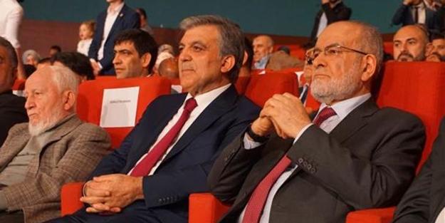 Abdullah Gül: Büyük bir memnuniyet duydum