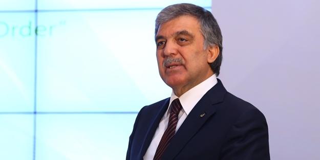 Abdullah Gül'den 'Kudüs' açıklaması