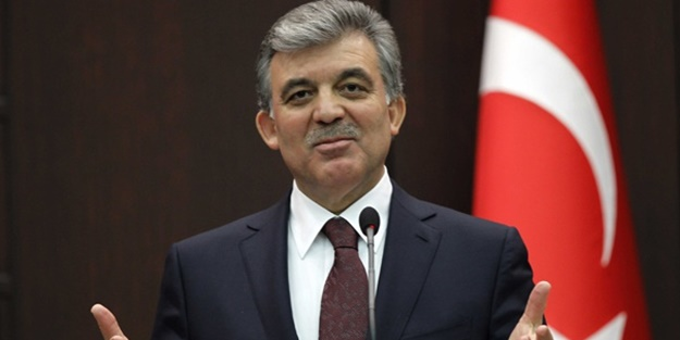 Abdullah Gül'den sert tepki
