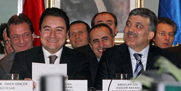 Abdullah Gül ve Ali Babacan'ın partisindeki kritik 3 isim belli oldu
