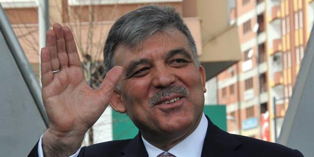 Abdullah Gül'den 15 Temmuz mesajı!