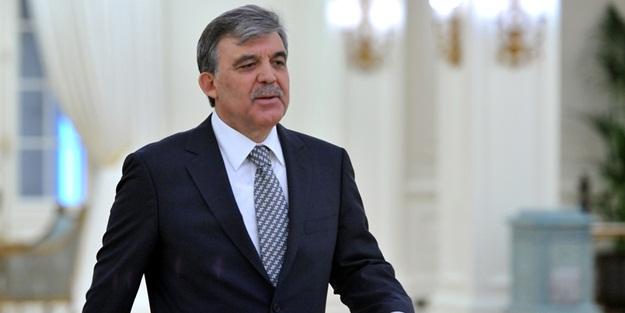 Abdullah Gül'den 15 Temmuz mesajı