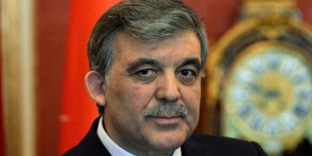 Abdullah Gül'den Afrin açıklaması