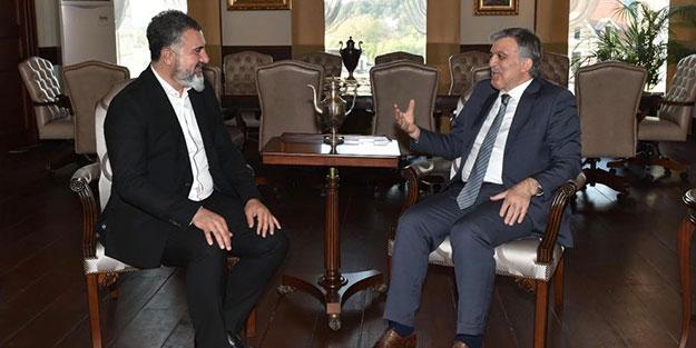 AK Parti hakkında konuşan Gül kendini savundu: Rota değiştirmedim!