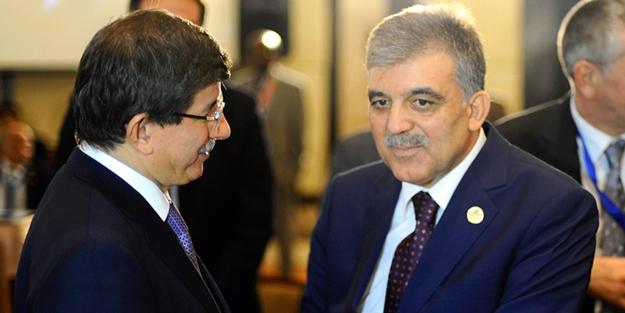 'Abdullah Gül'den AK Parti'ye sürpriz'