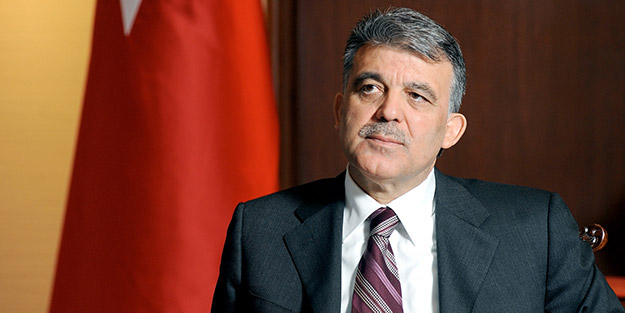 Abdullah Gül'den tepki çeken S-400 ve Sisi açıklaması