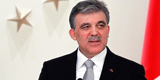 Abdullah Gül'ü polisin elinden zor aldılar!..