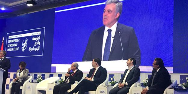 Abdullah Gül'ün katıldığı toplantıya Yunanistan'dan sürpriz isim!