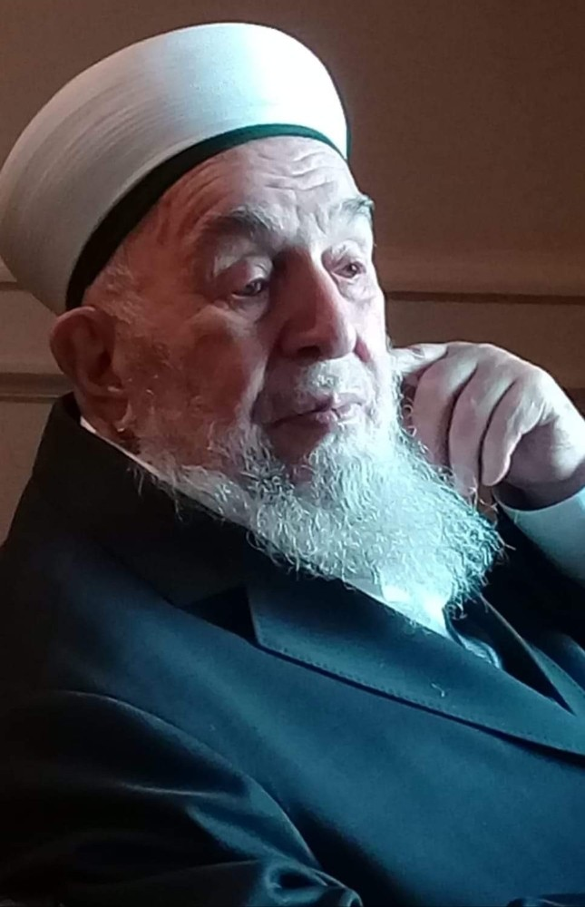 Abdullah Ustaosmanoğlu Hoca vefat etti ile ilgili görsel sonucu