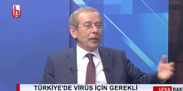 Abdullatif Şener'den 'koronavirüs' hezeyanları! Yine Erdoğan'ı hedef aldı