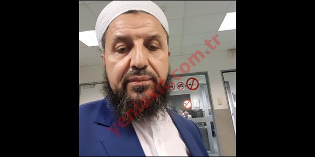 Abdulmetin Balkanlıoğlu Hoca'ya Belçika'da skandal gözaltı!
