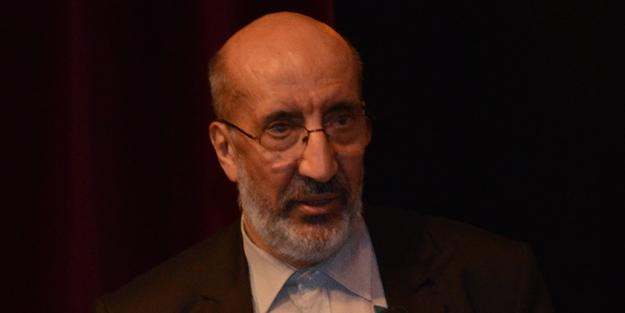 Abdurrahman Dilipak: AK Parti bu durumu çözemez ise...