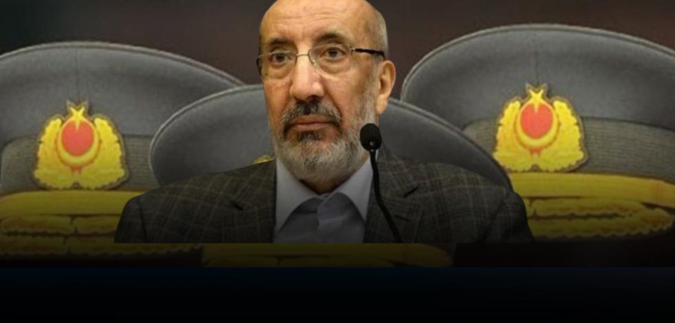 Abdurrahman Dilipak'tan 104 emekli amiral bildirisine yorum: 15 Temmuz'da ıskalandılar, umarım bu kez sıyıramazlar