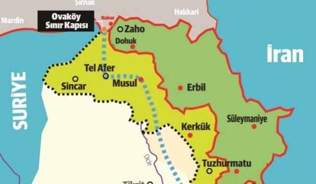 Türkiye, Ovaköy-Bağdat Hattı için düğmeye bastı