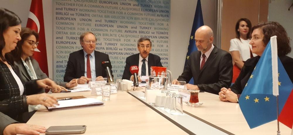 AB'nin desteğiyle 210 milyon euroluk projeler hayata geçirilecek
