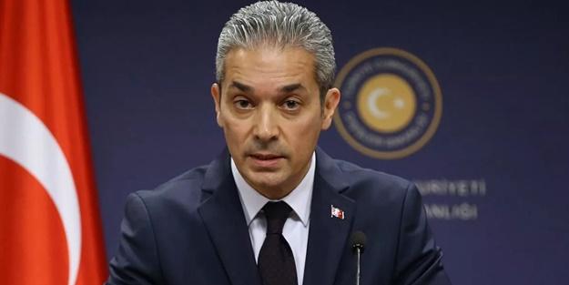 AB'nin teklifine Türkiye'den ret: Ciddiyetten uzak