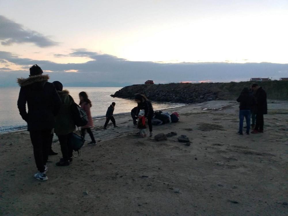 AB'ye deniz yoluyla geçemeyen göçmenler, karayolunu seçti