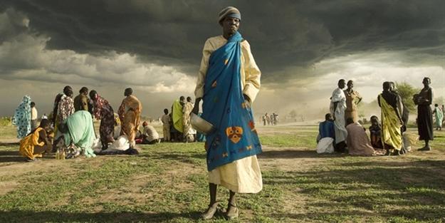 Aç, susuz ve huzursuz bir halk: Güney Sudan