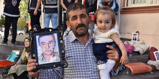 Acılı baba isyan etti: Oğlumu PKK'ya HDP verdi