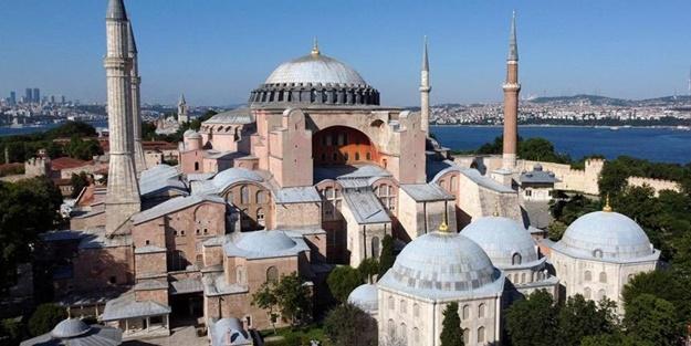 'Açmak için bizden izin alacaksınız' diyen UNESCO'dan 'Ayasofya Camii' açıklaması!