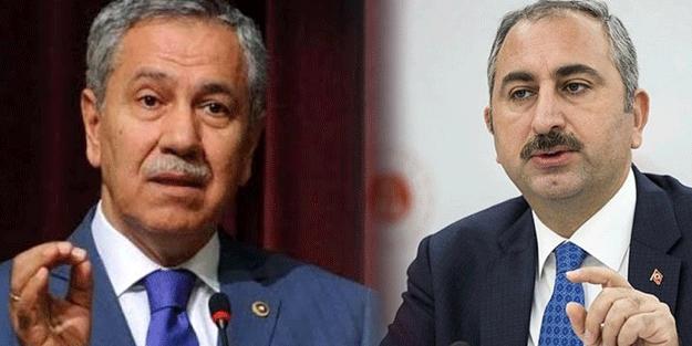 Adalet Bakanı Abdulhamit Gül'den Bülent Arınç açıklaması
