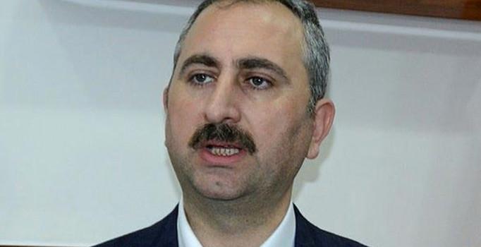 Adalet Bakanı Abdülhamit Gül'ün acı günü
