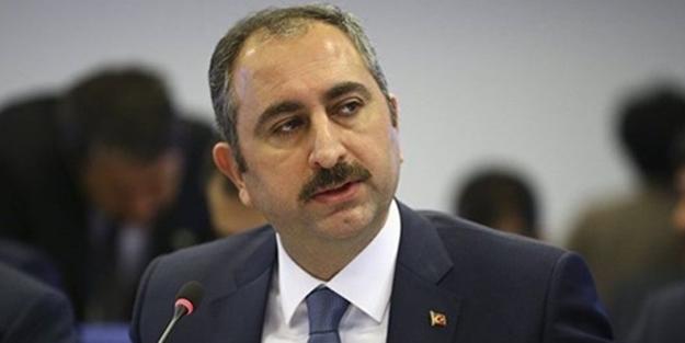 Adalet Bakanı Gül'den İş Bankası açıklaması!